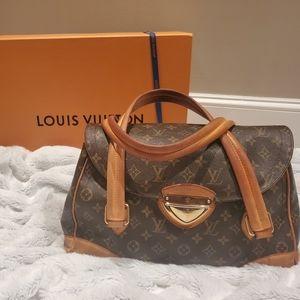 Louis Vuitton Beverly GM ♡♤